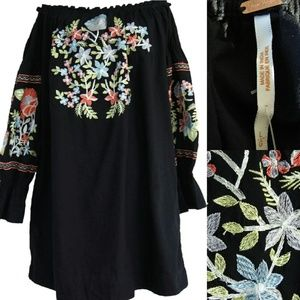 Free People Fleur Du Jour Dress Size Large